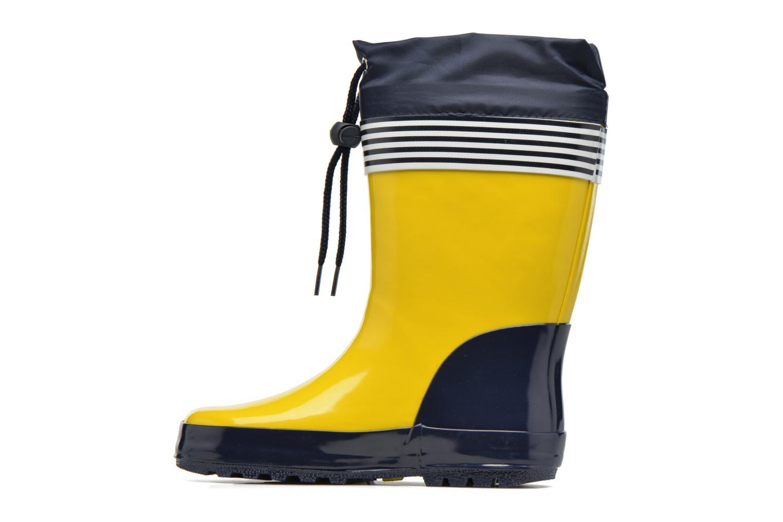 Laarzen Be Only Nautic Geel voorkant