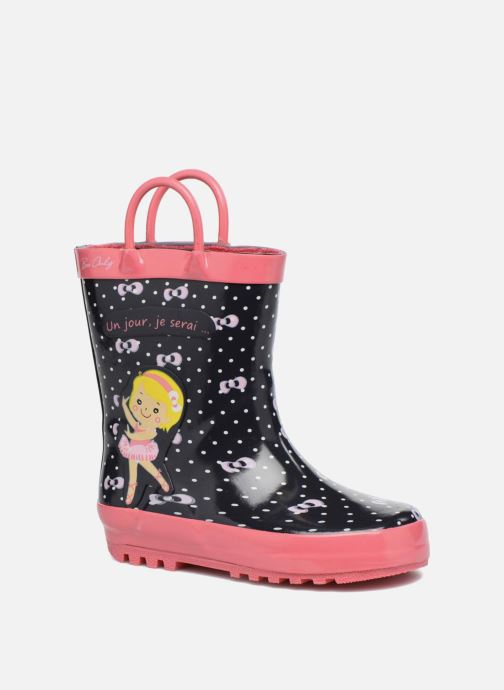 Boots & wellies Be Only Danseuse Blue detailed view/ Pair view