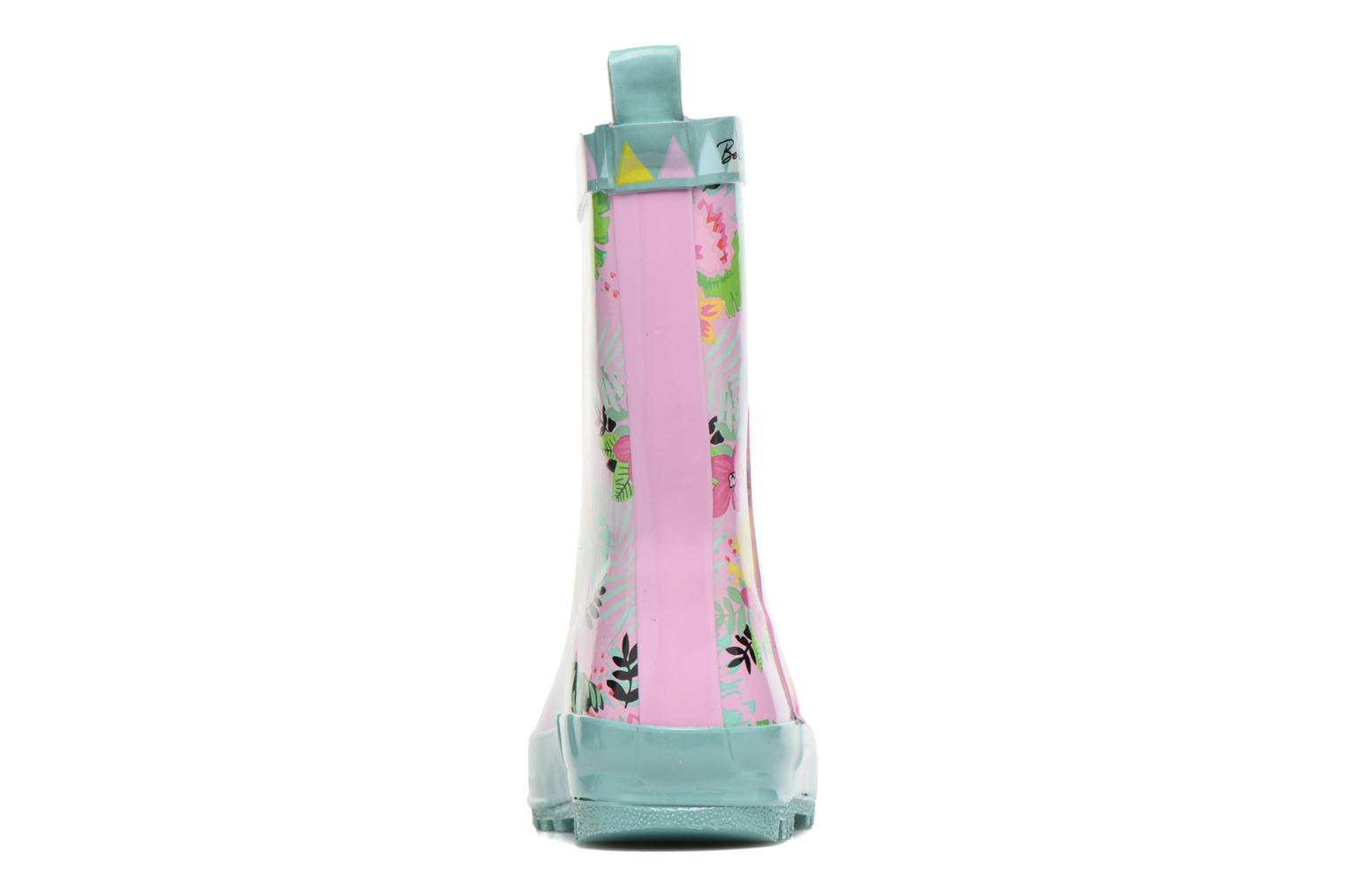 Boots & wellies Be Only Rio Multicolor view from the right