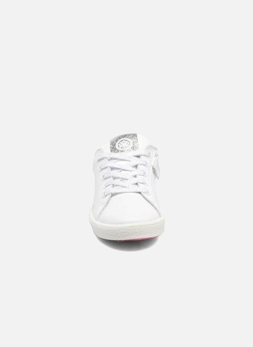 Baskets Acebo's Cristina Blanc vue portées chaussures