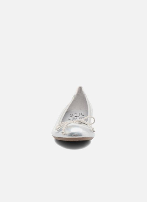 Ballerinas Acebo's Camelia 2 silber schuhe getragen