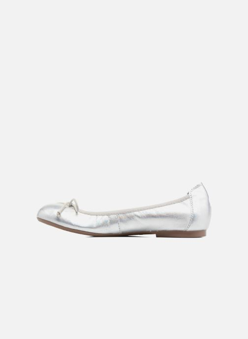 Ballerines Acebo's Camelia 2 Argent vue face
