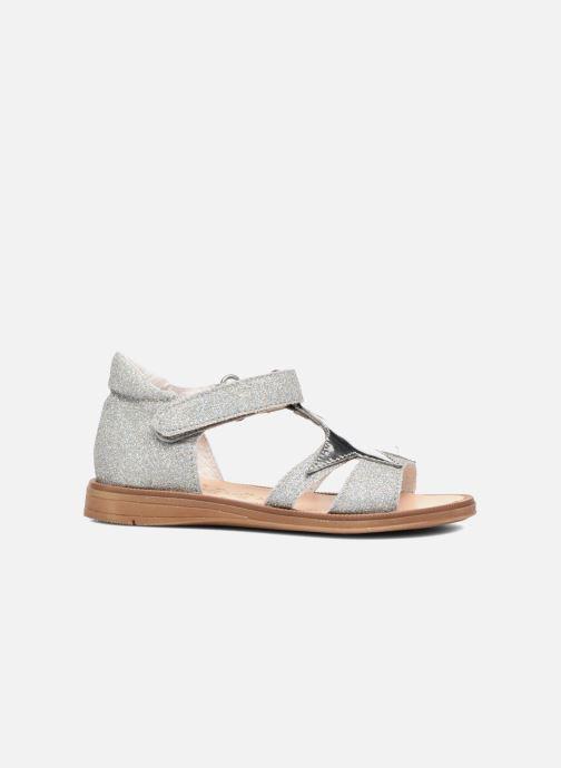 Sandales et nu-pieds Acebo's Sofia Argent vue derrière