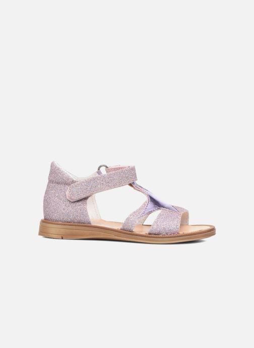 Sandales et nu-pieds Acebo's Sofia Rose vue derrière