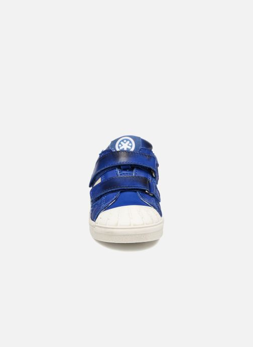 Baskets Acebo's Ricardo Bleu vue portées chaussures