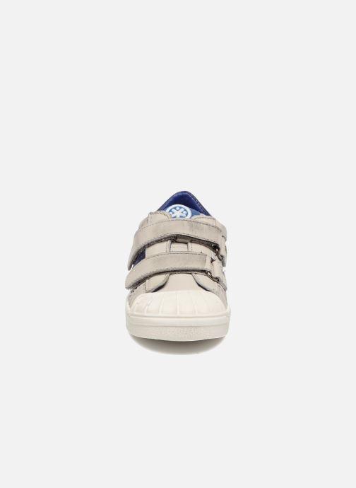 Baskets Acebo's Ricardo Gris vue portées chaussures