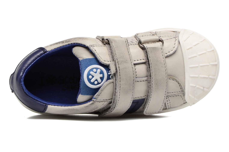 Sneakers Acebo's Ricardo Grigio immagine sinistra