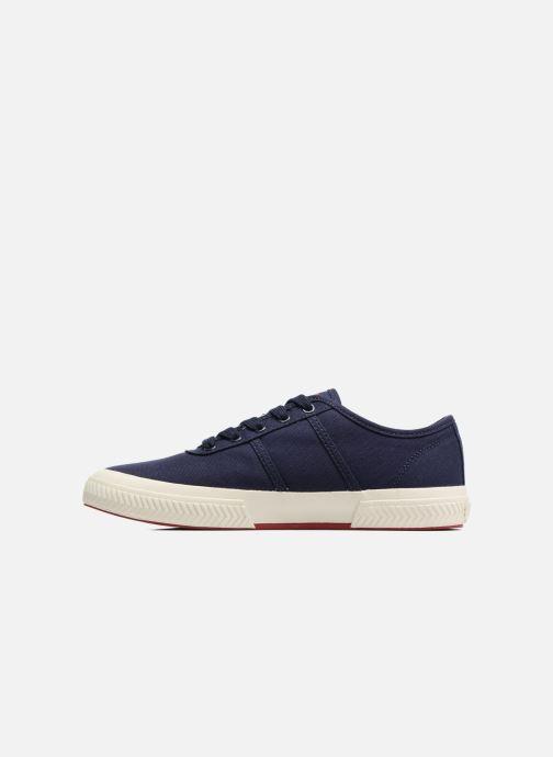 Baskets Polo Ralph Lauren Tyrian-Ne-Sneakers-Vulc Bleu vue face
