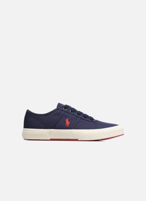Baskets Polo Ralph Lauren Tyrian-Ne-Sneakers-Vulc Bleu vue derrière