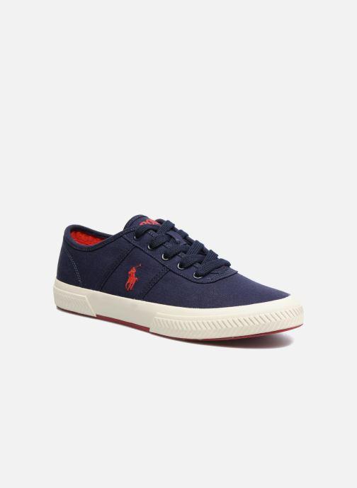 Baskets Polo Ralph Lauren Tyrian-Ne-Sneakers-Vulc Bleu vue détail/paire