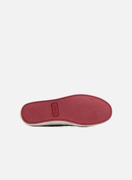 Baskets Polo Ralph Lauren Tyrian-Ne-Sneakers-Vulc Noir vue haut