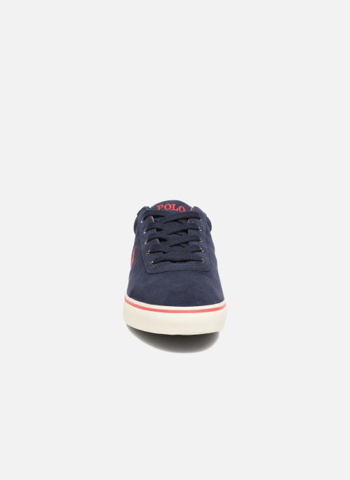 Trainers Polo Ralph Lauren Hanford-Sneakers-Vulc Blue model view
