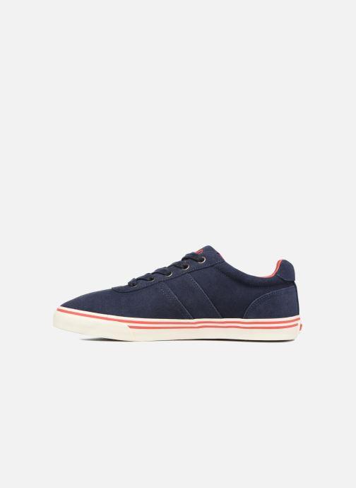 Sneakers Polo Ralph Lauren Hanford-Sneakers-Vulc Blauw voorkant