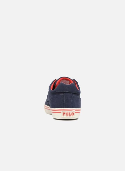 Trainers Polo Ralph Lauren Hanford-Sneakers-Vulc Blue view from the right