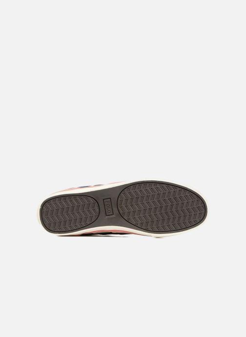 Baskets Polo Ralph Lauren Hanford-Sneakers-Vulc Bleu vue haut