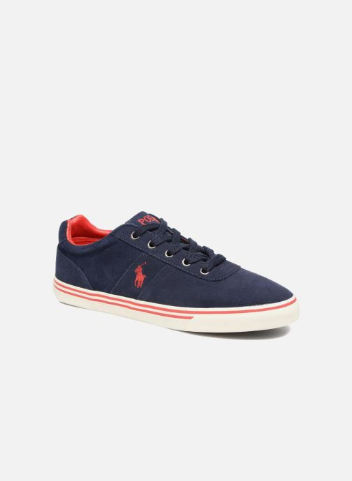 Trainers Polo Ralph Lauren Hanford-Sneakers-Vulc Blue detailed view/ Pair view