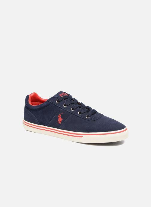 Baskets Polo Ralph Lauren Hanford-Sneakers-Vulc Bleu vue détail/paire