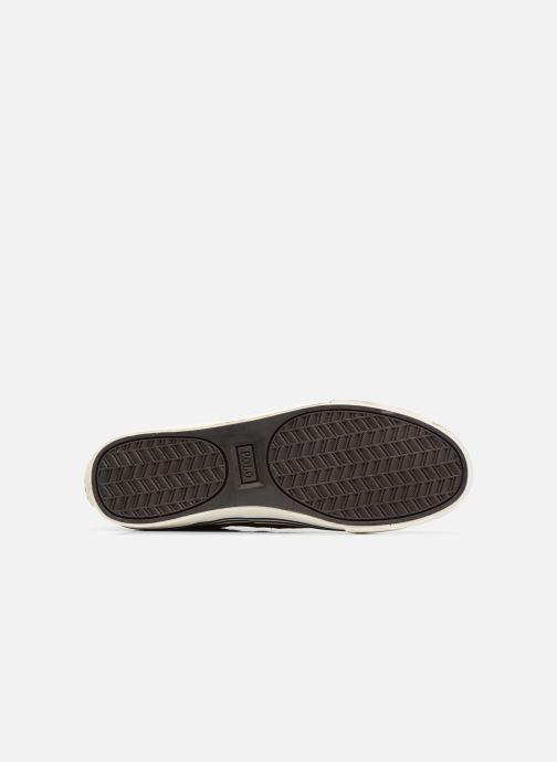 Deportivas Polo Ralph Lauren Hanford-Sneakers-Vulc Marrón vista de arriba