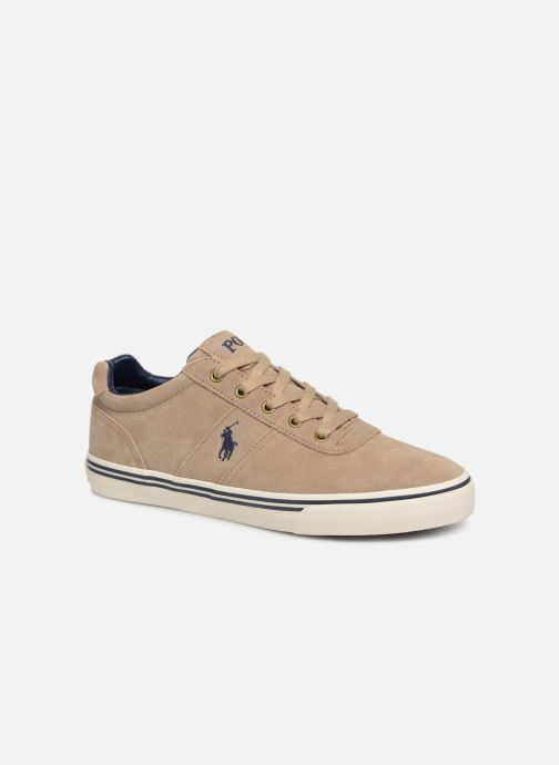 Baskets Polo Ralph Lauren Hanford-Sneakers-Vulc Beige vue détail/paire
