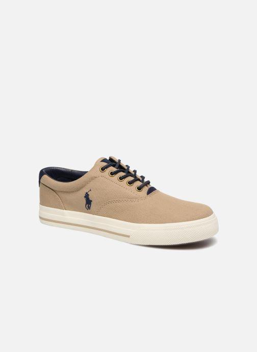 Ralph Lauren Chez Sneakers VulcbeigeBaskets Polo Vaughn Ne w0OPkn