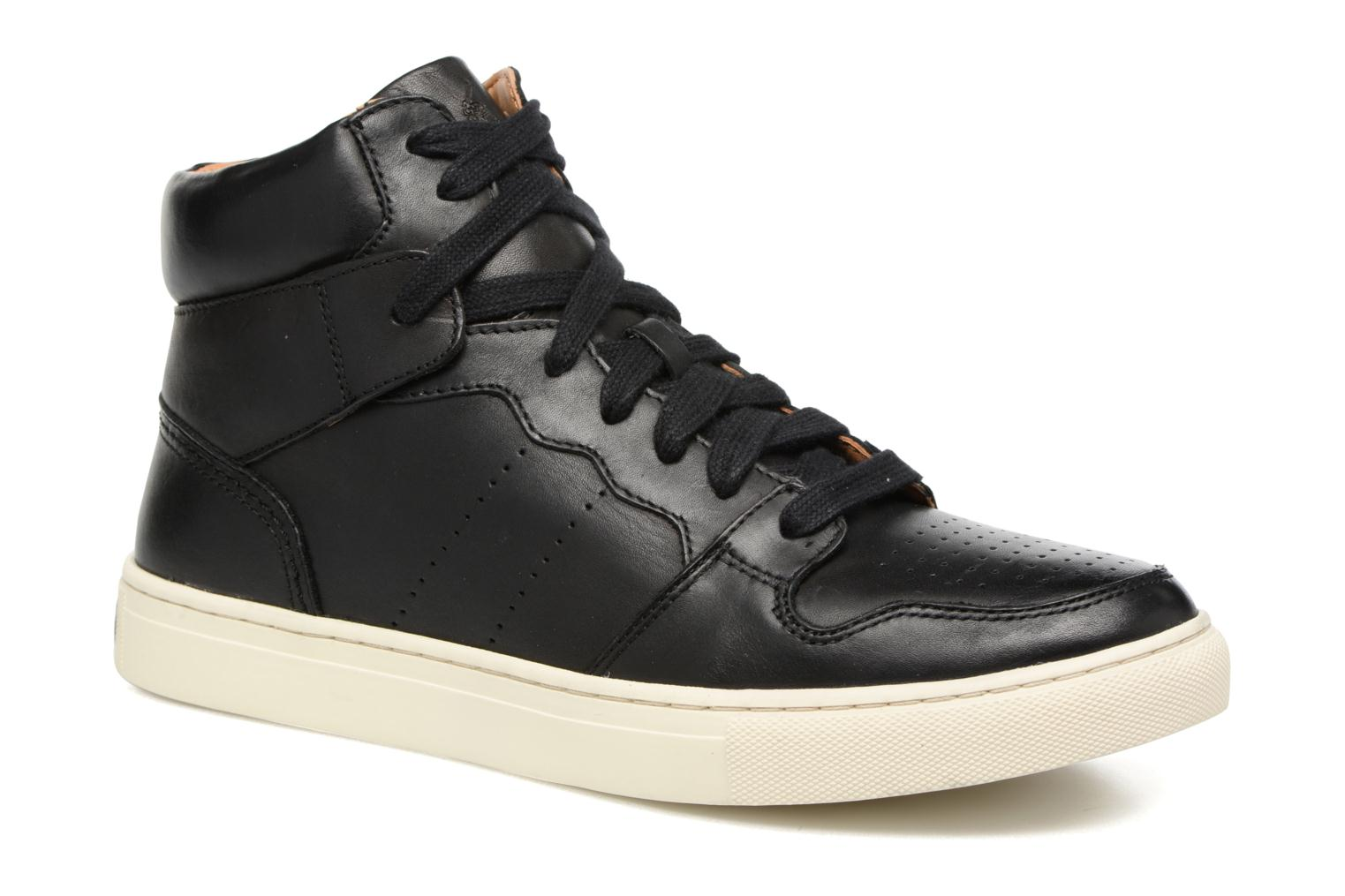 Sneakers Polo Ralph Lauren Jory-Sneakers-Athletic Shoe Zwart detail