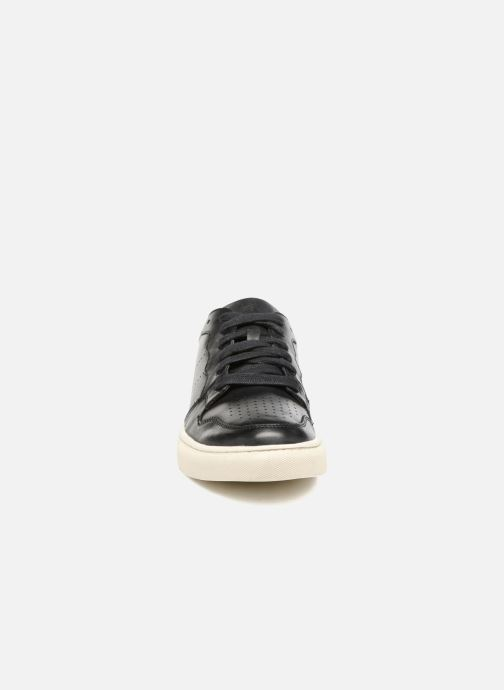 Sneakers Polo Ralph Lauren Jeston-Sneakers-Athletic Shoe Nero modello indossato