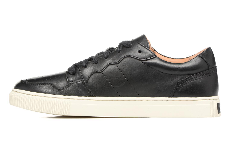 Baskets Polo Ralph Lauren Jeston-Sneakers-Athletic Shoe Noir vue face