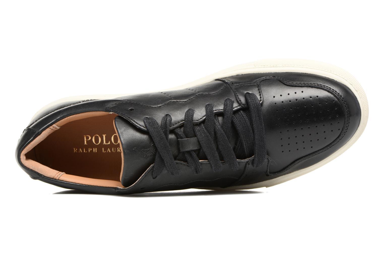 Baskets Polo Ralph Lauren Jeston-Sneakers-Athletic Shoe Noir vue gauche