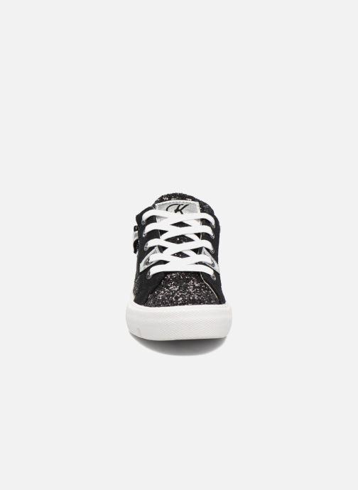 Baskets Kaporal Ambera Noir vue portées chaussures