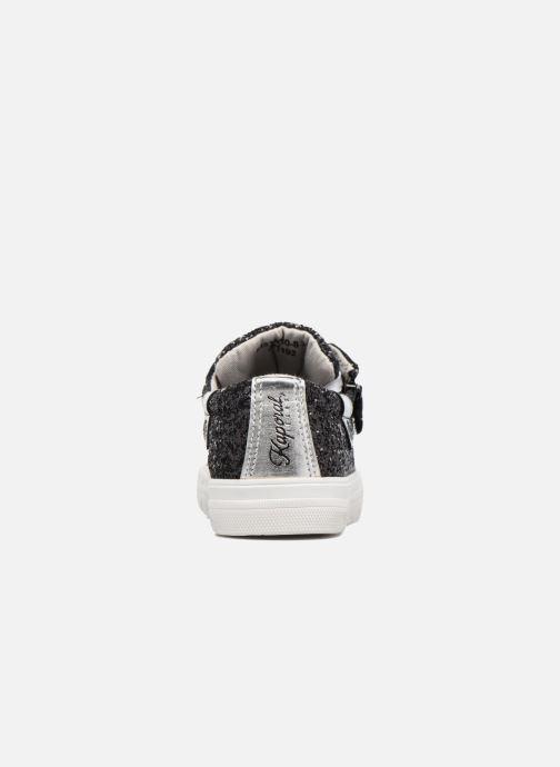 Baskets Kaporal Ambera Noir vue droite