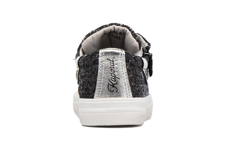 Sneakers Kaporal Ambera Nero immagine destra