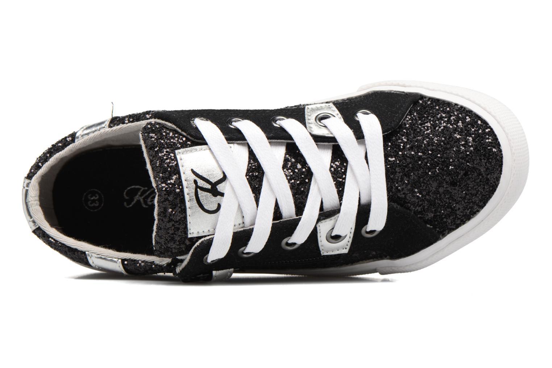 Sneakers Kaporal Ambera Nero immagine sinistra