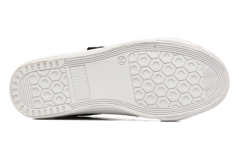Sneakers Kaporal Ambera Nero immagine dall'alto