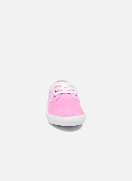 Sneakers Kaporal Dany Rosa modello indossato