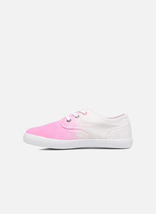 Sneaker Kaporal Dany rosa ansicht von vorne