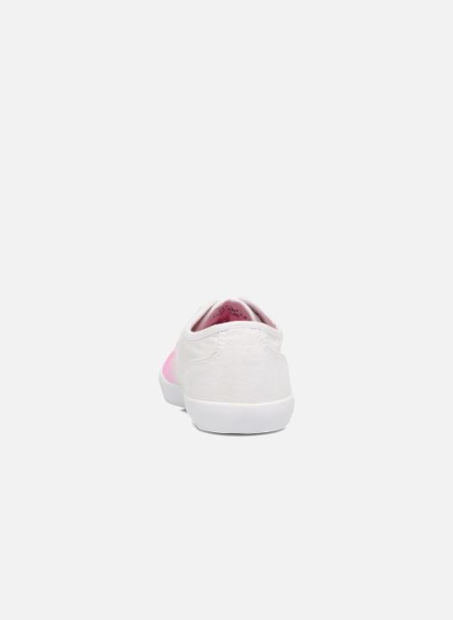 Trainers Kaporal Dany Pink view from the right