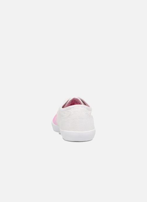 Sneaker Kaporal Dany rosa ansicht von rechts