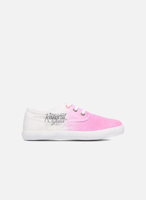 Sneaker Kaporal Dany rosa ansicht von hinten