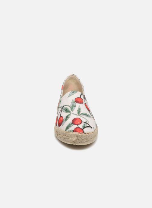 Espadrilles La maison de l'espadrille Sabline Fruit E Multicolore vue portées chaussures
