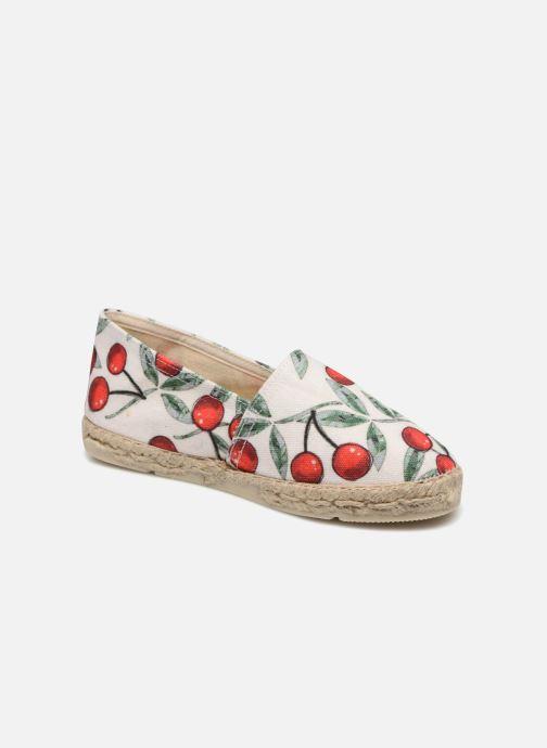 Espadrillos La maison de l'espadrille Sabline Fruit E Multi detaljeret billede af skoene