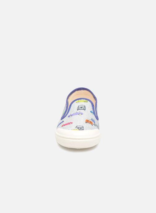 Baskets PèPè Tess Gris vue portées chaussures