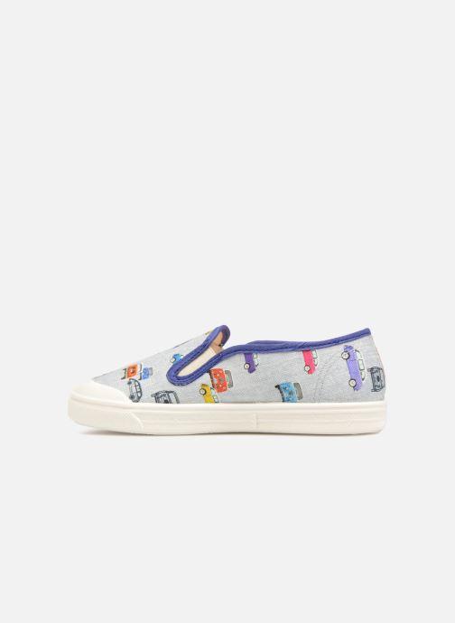 Sneakers PèPè Tess Grå se forfra