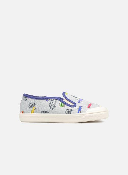 Sneakers PèPè Tess Grå se bagfra