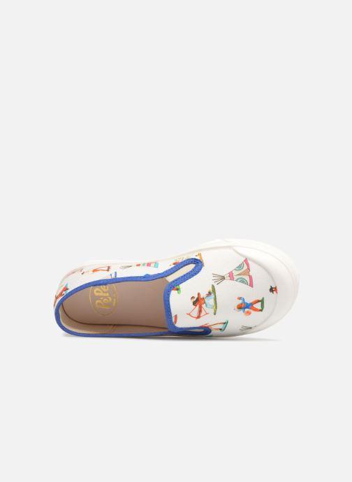 Sneakers PèPè Tess Bianco immagine sinistra