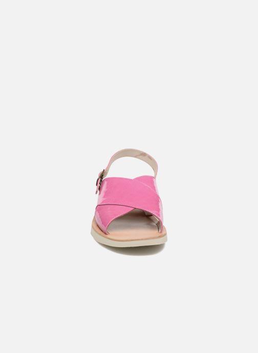 Sandales et nu-pieds PèPè Claudia Rose vue portées chaussures
