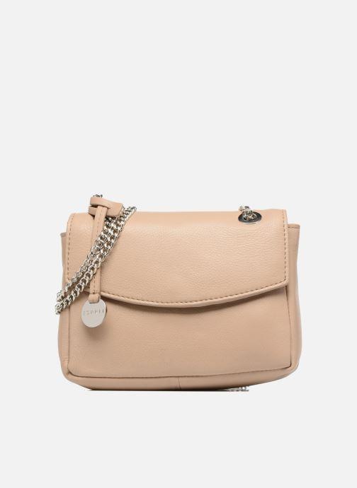 Bolsos de mano Esprit Chain leather Beige vista de detalle / par