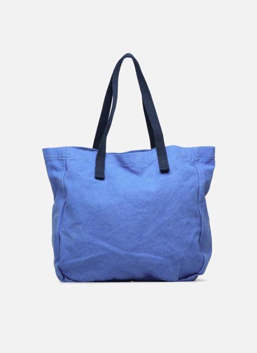 Sacs à main Esprit Paris shopper Bleu vue face