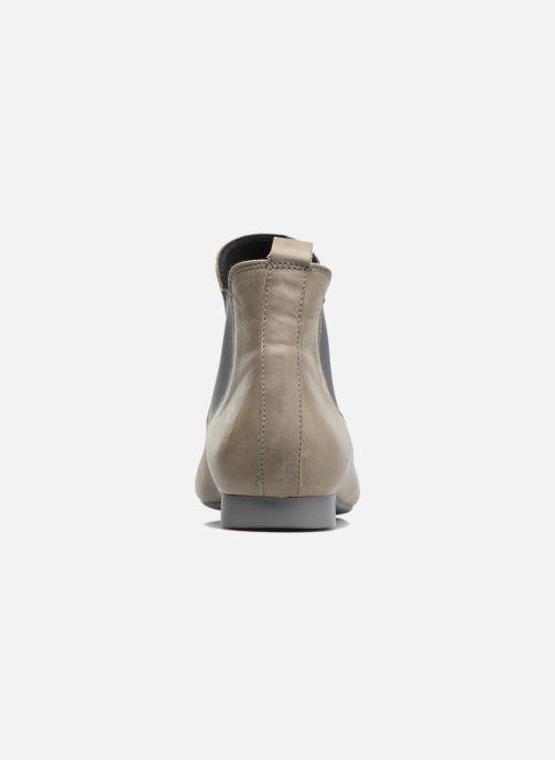 Bottines et boots Think! Guad 80293 Gris vue droite