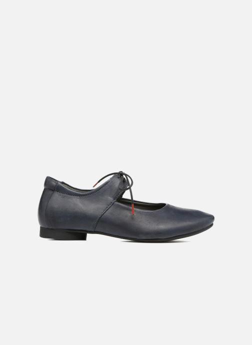 Zapatos con cordones Think! Guad 80284 Azul vistra trasera