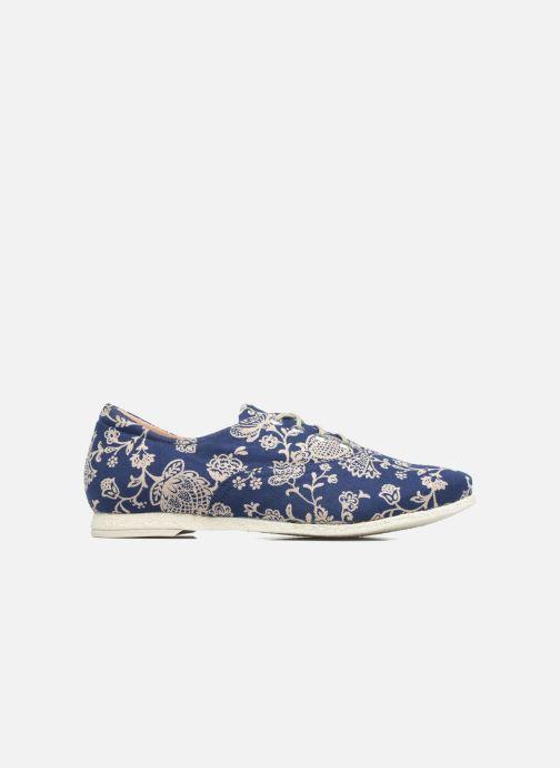 Zapatos con cordones Think! Shua 80036 Azul vistra trasera
